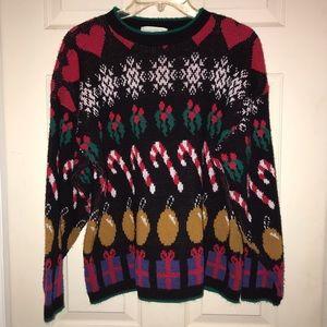 🌴 SweetBriar Women's Christmas Sweater Sz M